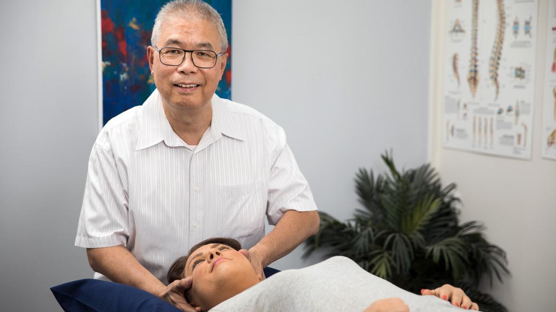 North Ryde Osteopath Dr Kuan Ng