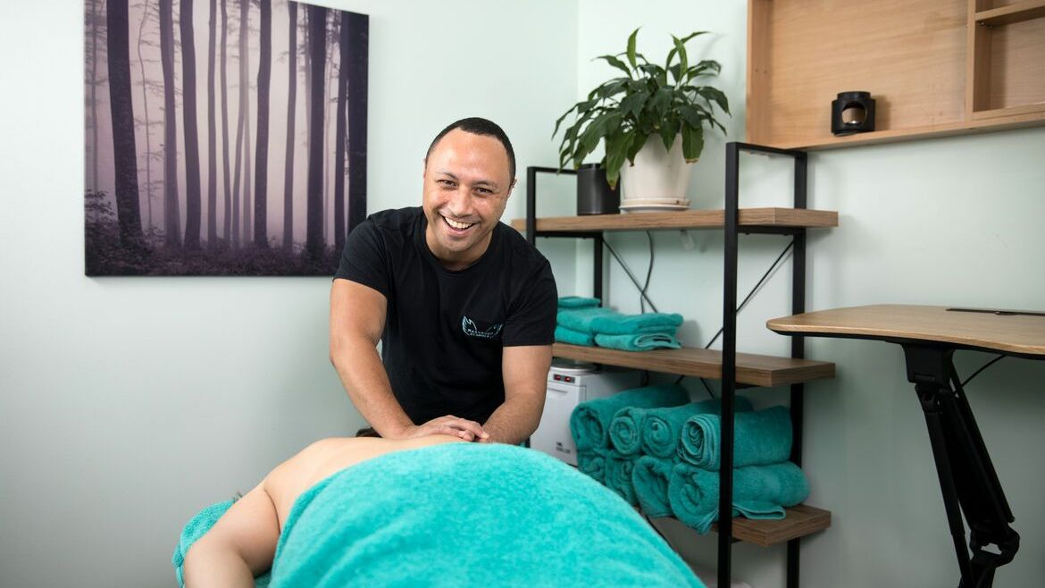 Remedial Massage Therapist Tom Clarke